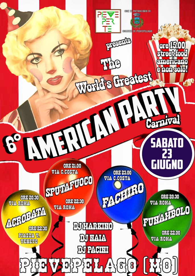 american party loc 2018